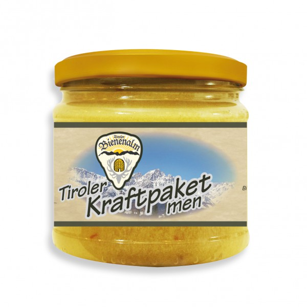 "Tiroler Kraftpaket ""men"""